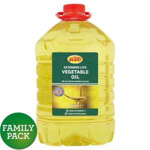 Vegetable Oil - Cooking Oil