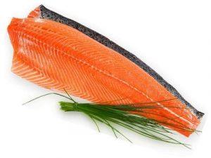 Salmon Fillet - Norway